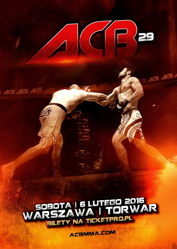 ACB 29 Poster