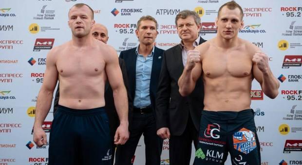 Shlemenko.vs.Vasilevsky.Weigh