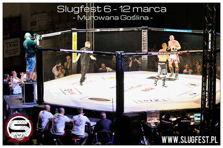 Featured image for 'Gala MMA Slugfest 6 w Murowanej Goślinie'