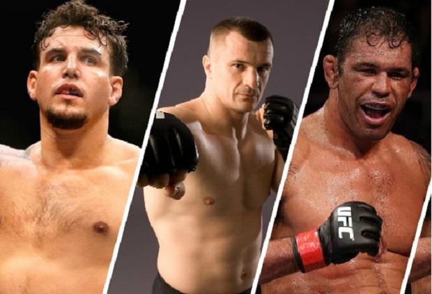 Fran Mir UFC PRide FC