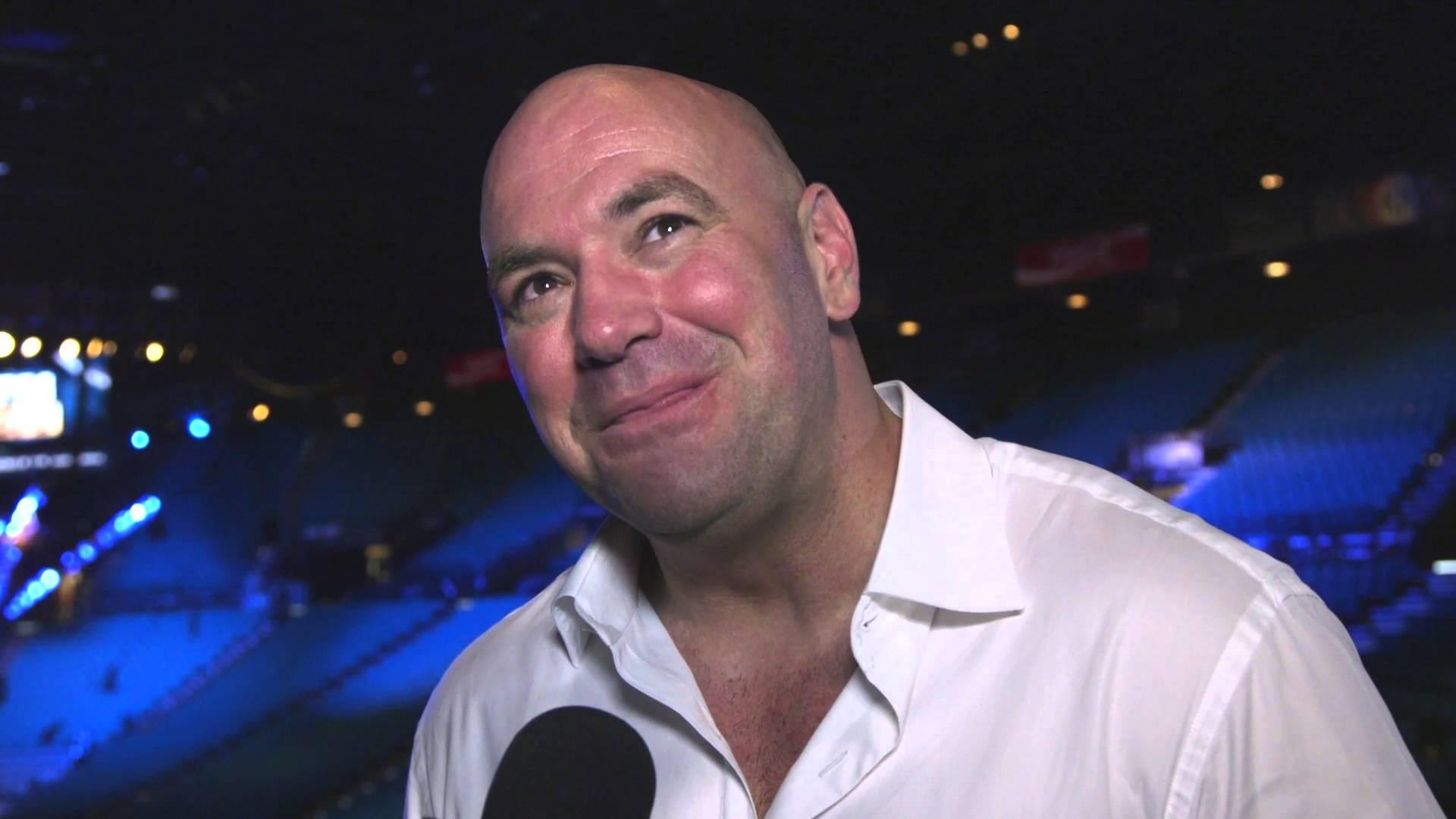 """""""To była największą walka jaką zrobiliśmy do tej pory"""" – Dana White ocenia UFC 196"""