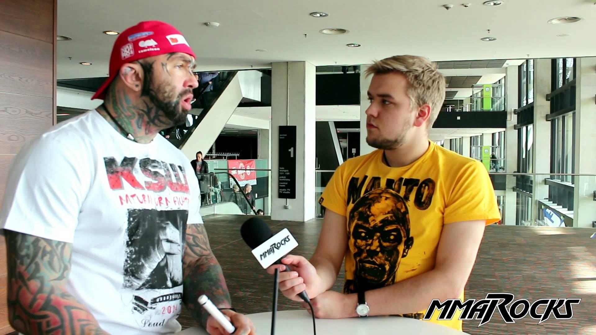 Marcin Różalski – Nigdy nie udało mi się stoczyć wymarzonej, krwawej wojny [Forum MMA]