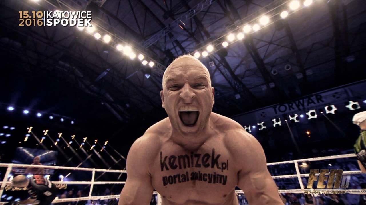 Zapowiedź walki Tyberiusz Kowalczyk vs Tomasz Czerwiński na FEN 14