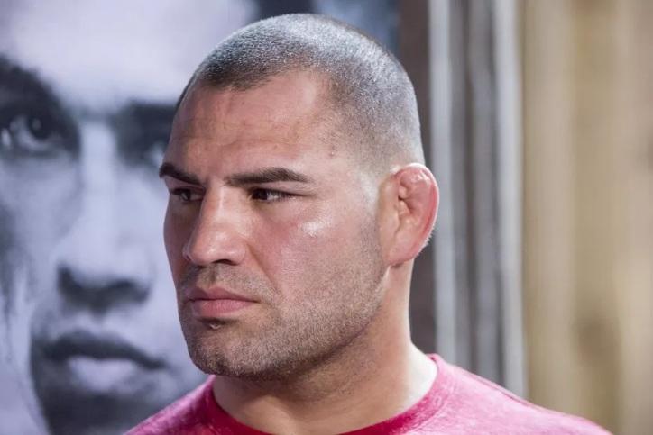Cain Velasquez wrestling