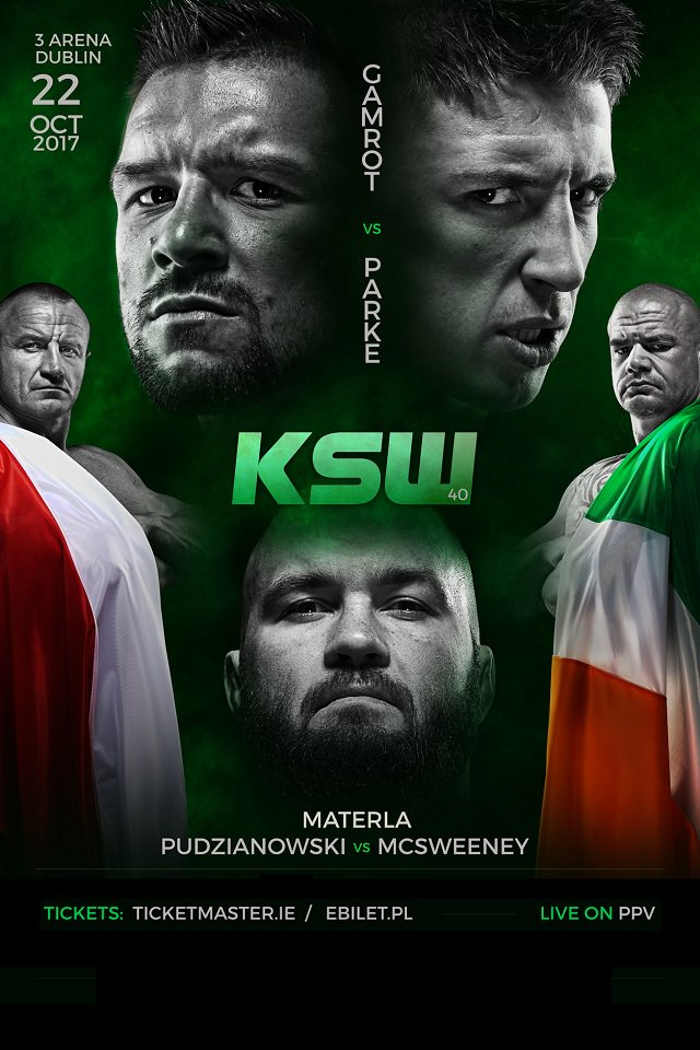 Oglądaj KSW 40 Online za darmo - KSW 40. Karta walk na gali w Dublinie prezentuje się bardzo interesująco. Mariusz...