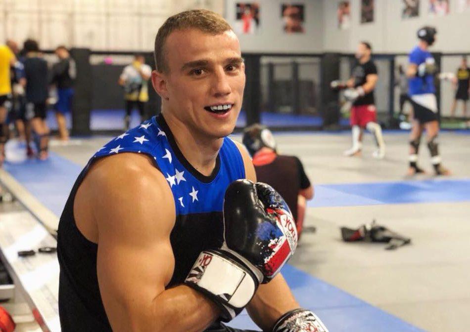 Salim Touahri Mickey Gall UFC on ESPN 5