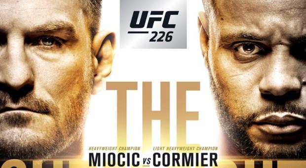 Wyniki UFC 226