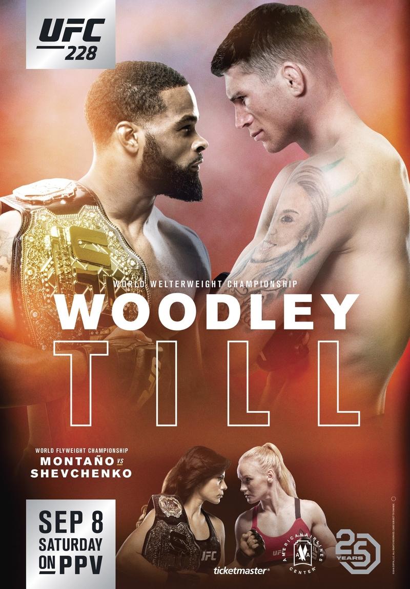 UFC 228 Kowalkiewicz