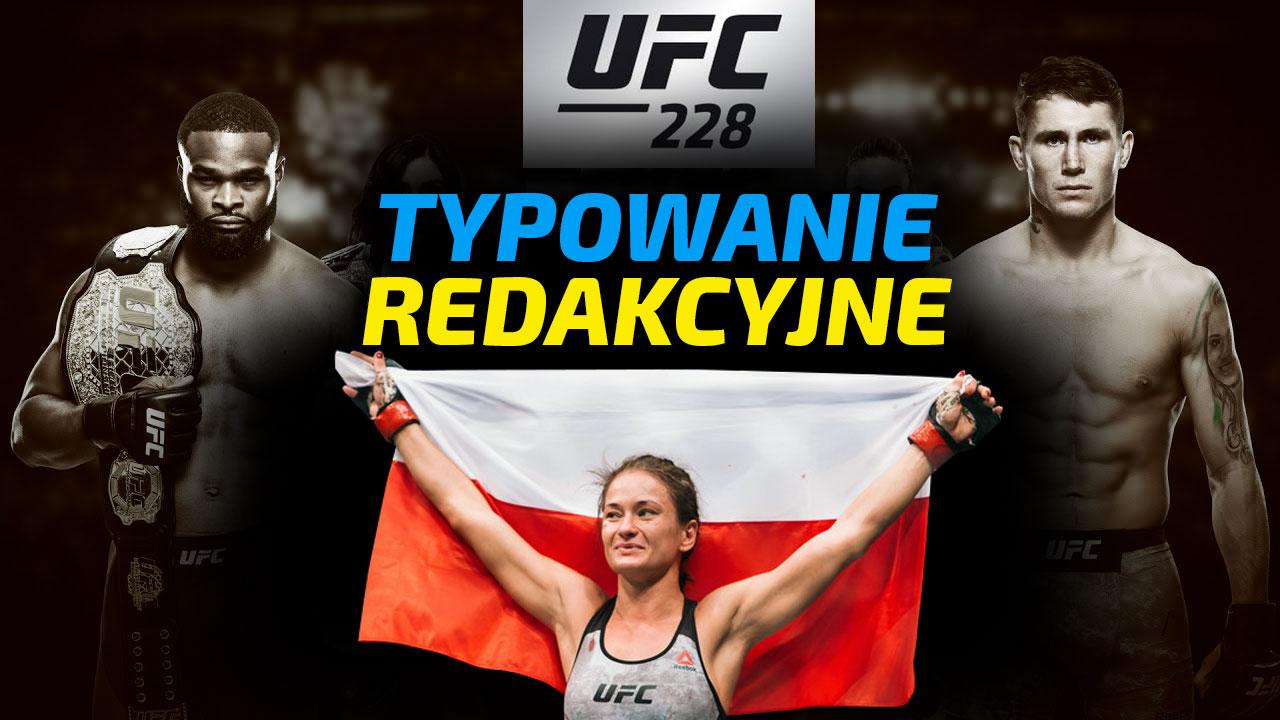 typowanie UFC 228