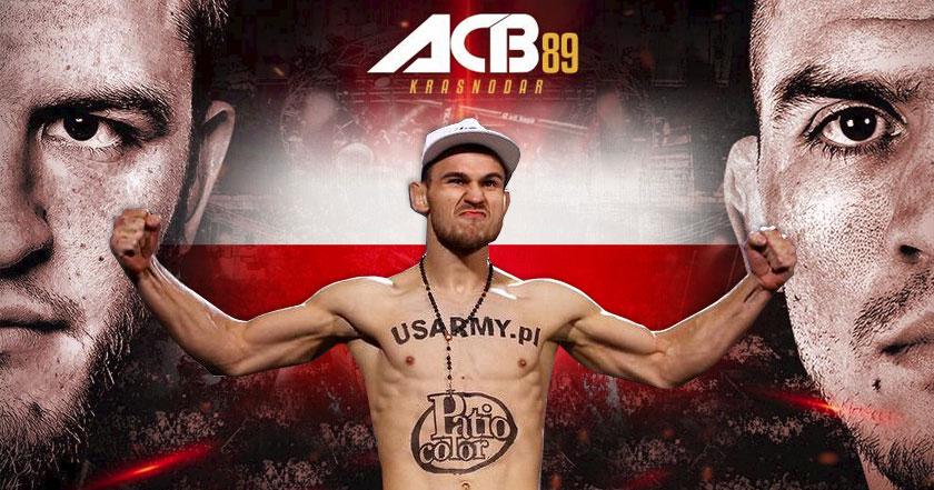 ACB 89 wyniki