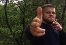 Augusto Sakai Marcin Tybura UFC