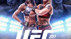Joanna Jędrzejczyk vs Valentina Shevchenko o pas ponownie na UFC 231!