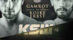 KSW 46 Mateusz Gamrot