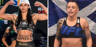 Ariane Lipski vs Joanne Calderwood UFC 233