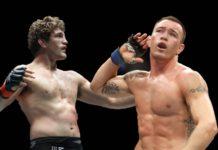 Askren Covington Demian Maia UFC
