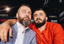Mamed Khalidov Martin Lewandowski Askham