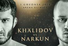 Khalidov vs Narkun 2 rozpiska gali