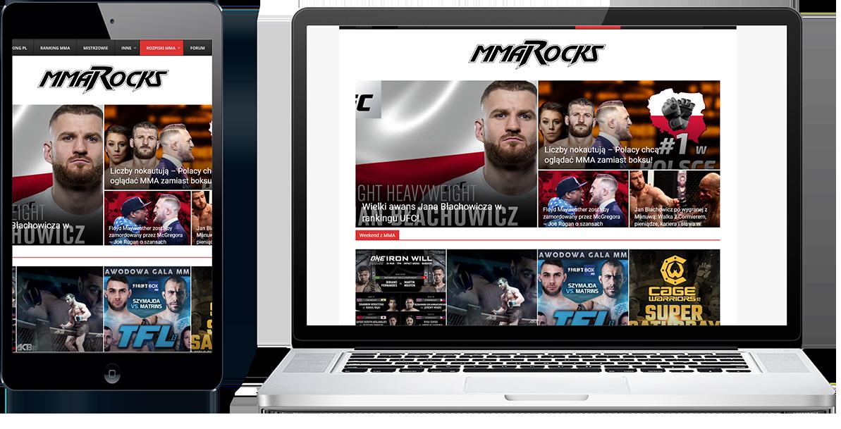 portal o MMA