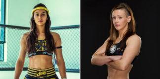 Ariane Lipski vs Joanne Calderwood