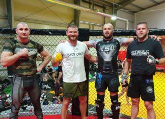 UFC w Pradze