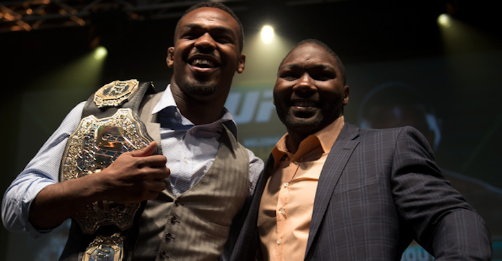 jon jones anthony johnson