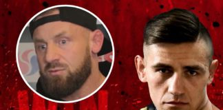Artur Gwóźdź menadżer MMA