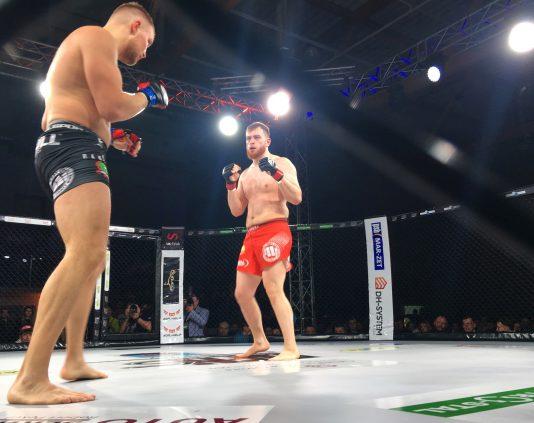 Michał Orkowski pokonał Hazbiego Edelbieva w walce wieczoru gali DFN 5