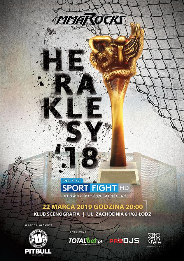 Heraklesy 2018 Łódź