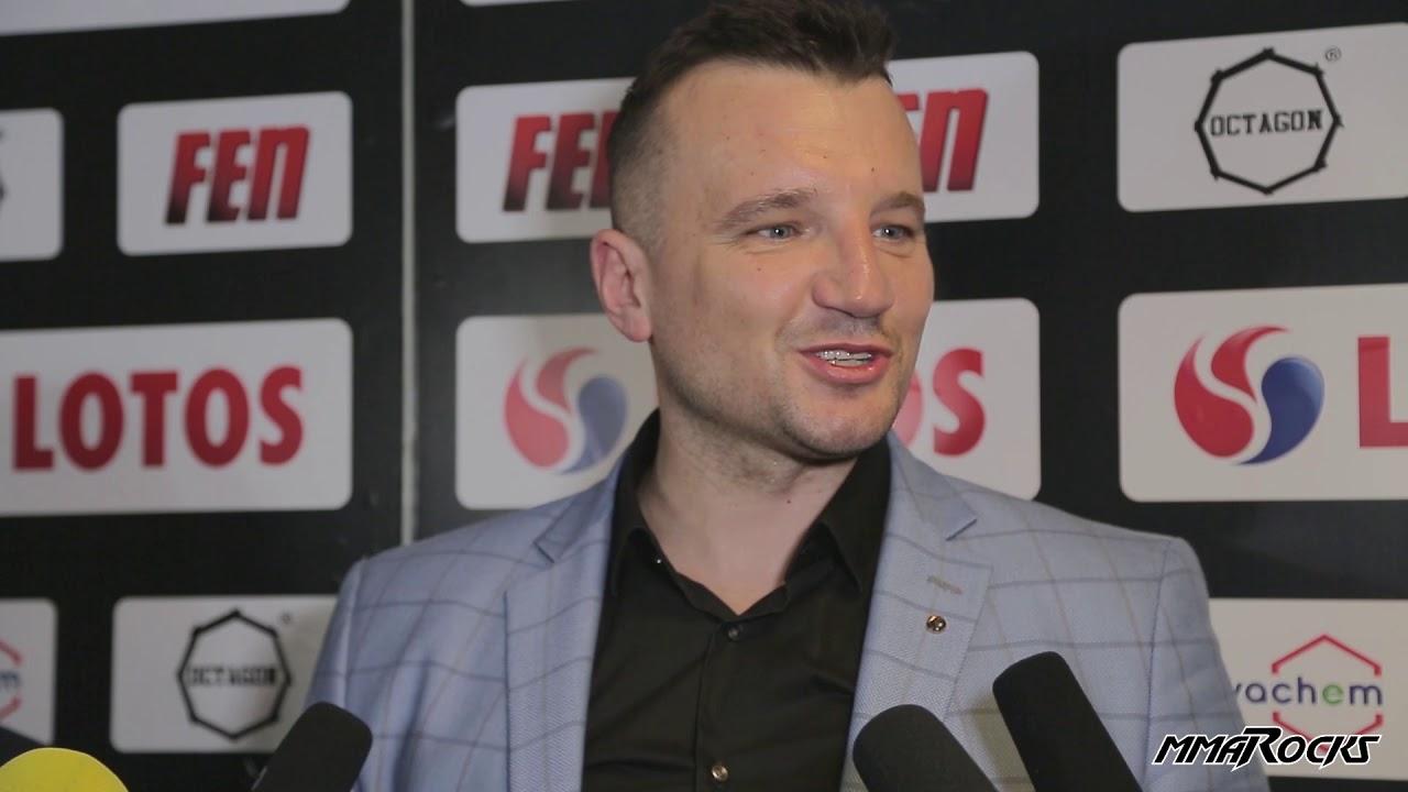 Paweł Jóźwiak o FEN za granicą