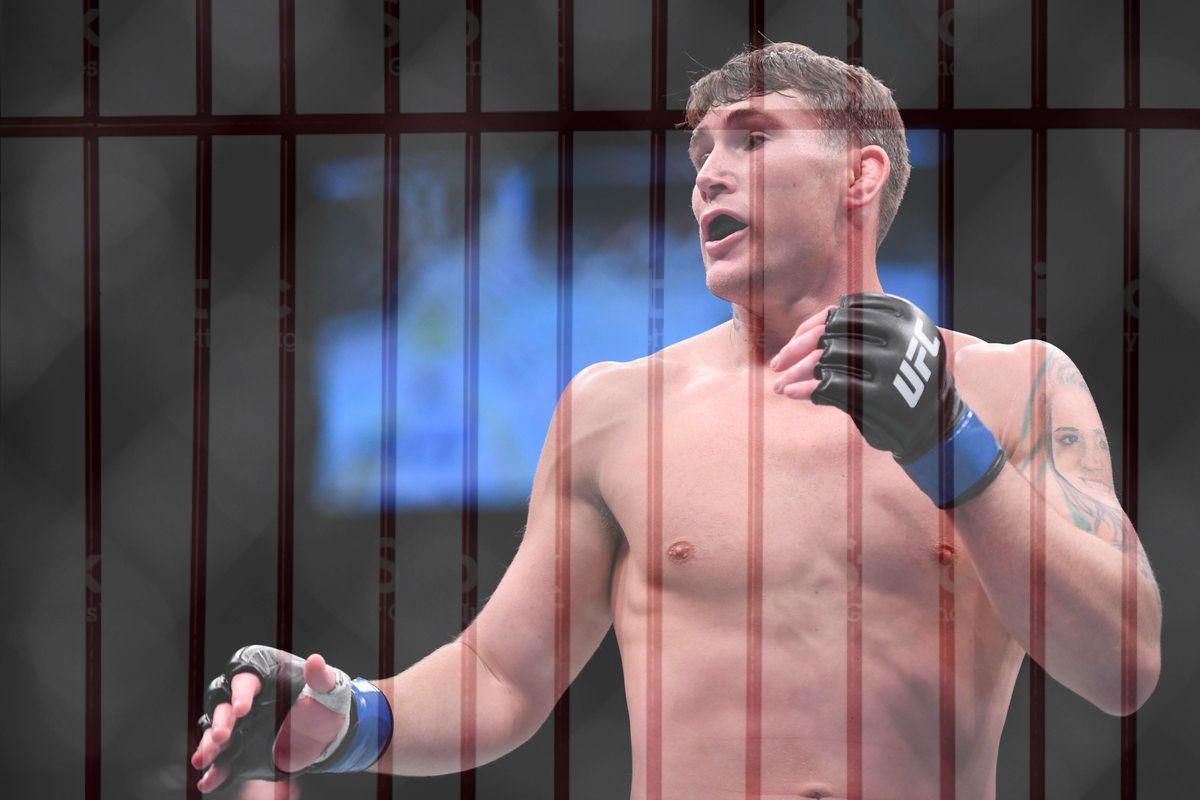 Darren Till aresztowany na Teneryfie
