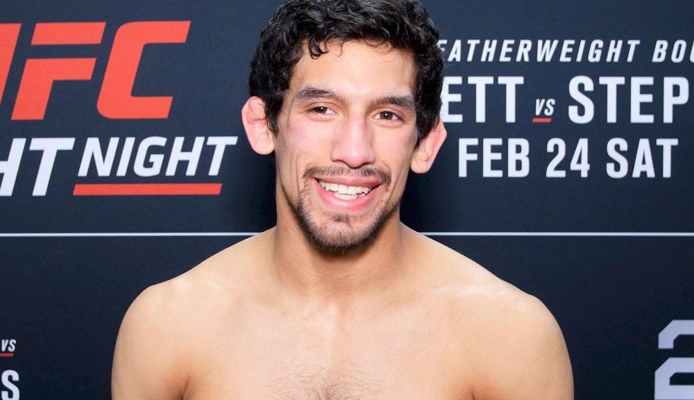 Manny Bermudez z nowym kontraktem na cztery walki w UFC