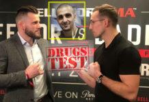 Trener GSP Firas Zahabi uderza w Jona Fitcha: Nie potrafisz wygrywać bez sterydów