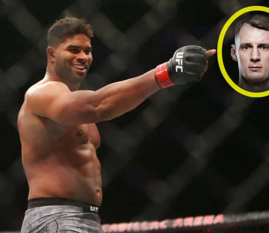 Alistair Overeem po UFC w St.Petersburgu: Nadal chcę walki z Volkovem