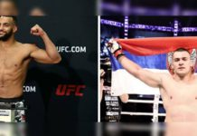 Devin Clark vs. Darko Stosic na UFC Fight Night 152