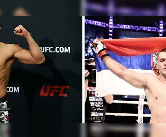 Devin Clark vs. Darko Stosic na UFC Fight Night 152