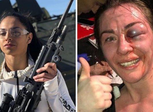 Ariane Lipski vs Molly McCann
