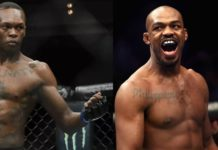 Israel Adesanya i Jon Jones