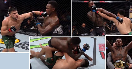 Wyniki UFC 236