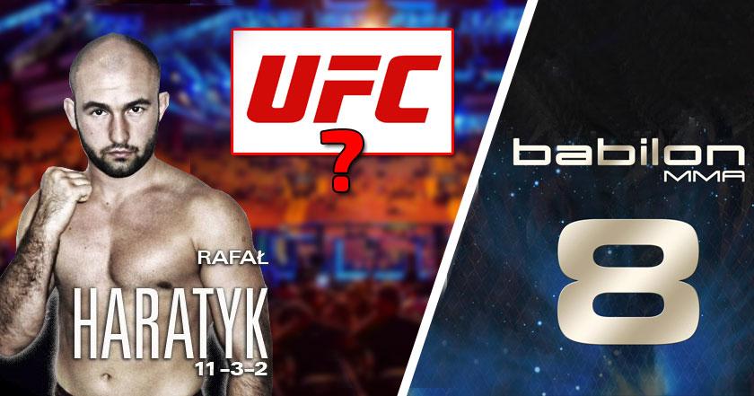 Haratyk w UFC