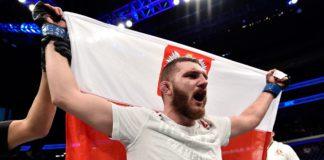 Saint Preux Oleksiejczuk UFC