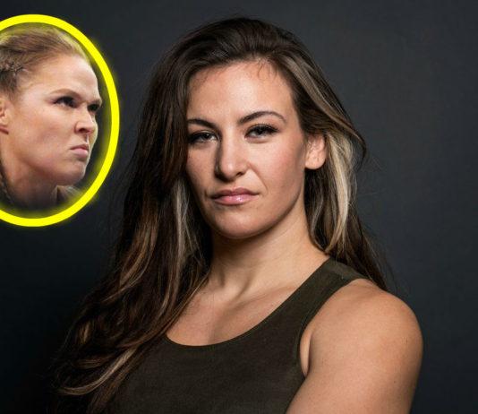Miesha Tate: Nie sądzę, aby Ronda Rousey była zadowolona ze swojej kariery