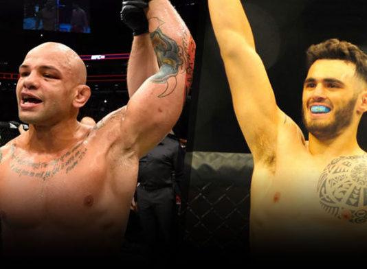 Thiago Alves przed UFC 237: Mam z tego za dużą frajdę, żeby przestać