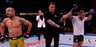 Alexander Volkanovski wypunktował Jose Aldo na UFC 231