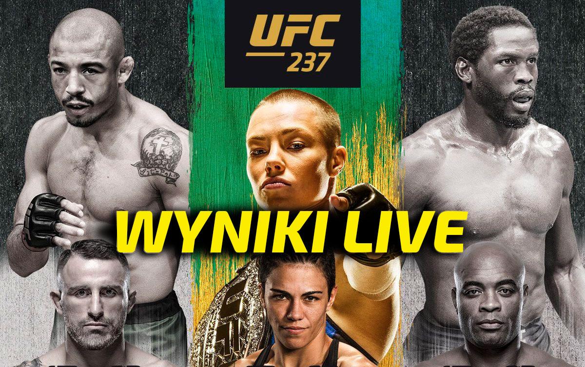 Wyniki UFC 237