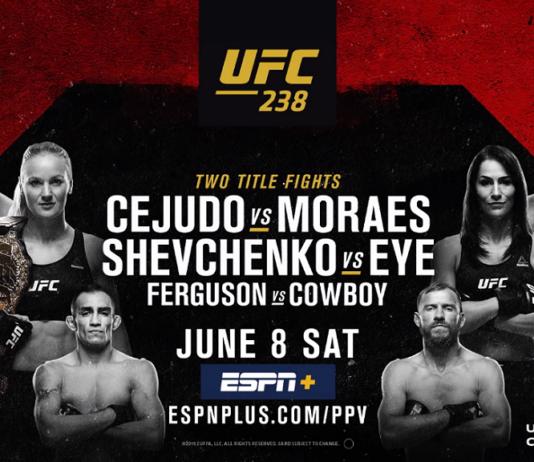 WIDEO: Klimatyczna zapowiedź UFC 238 Cejudo vs. Moraes