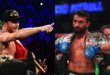Patricio Freire chce walki bokserskiej z Canelo Alvarezem