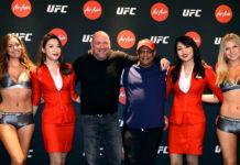UFC powraca do Chin!