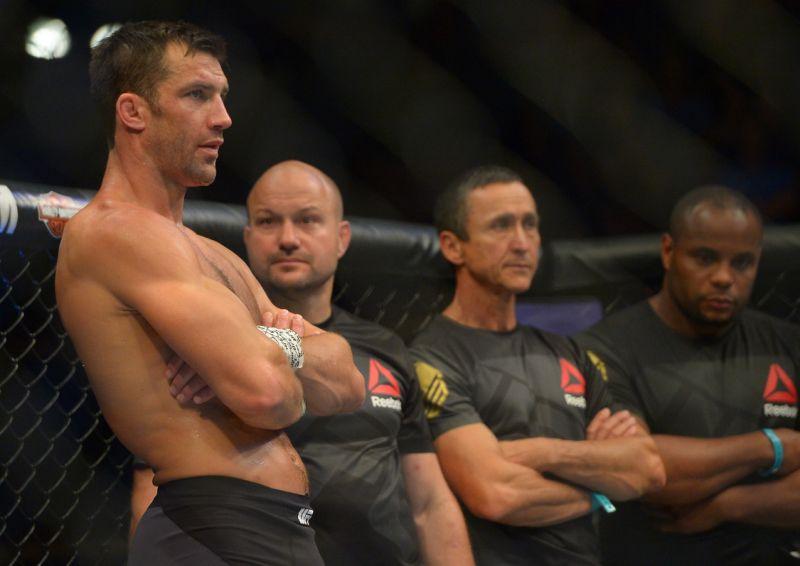 Anthony Smith: Nikt w UFC nie lubi Luke'a Rockholda