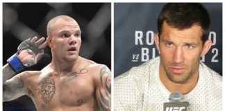 Anthony Smith: Nikt w UFC nie lubi Luke'a Rockholda