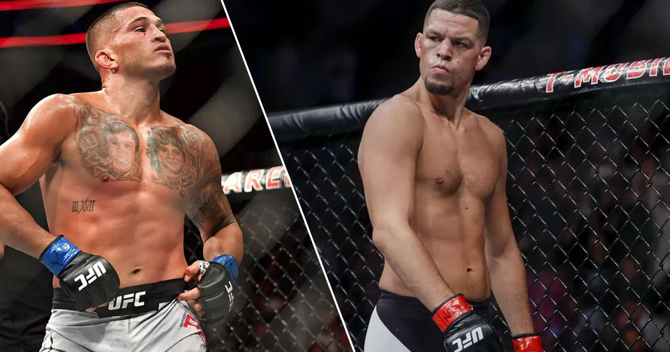 Nate Diaz Anthony Pettis